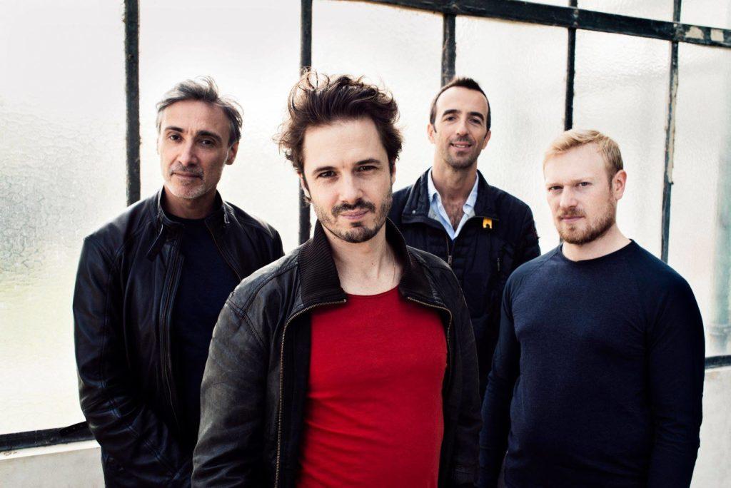Matthieu Chazarenc Quartet