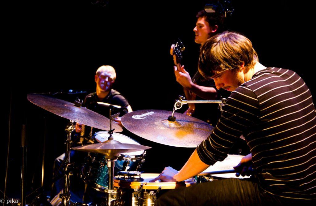 Laurent Derache Trio