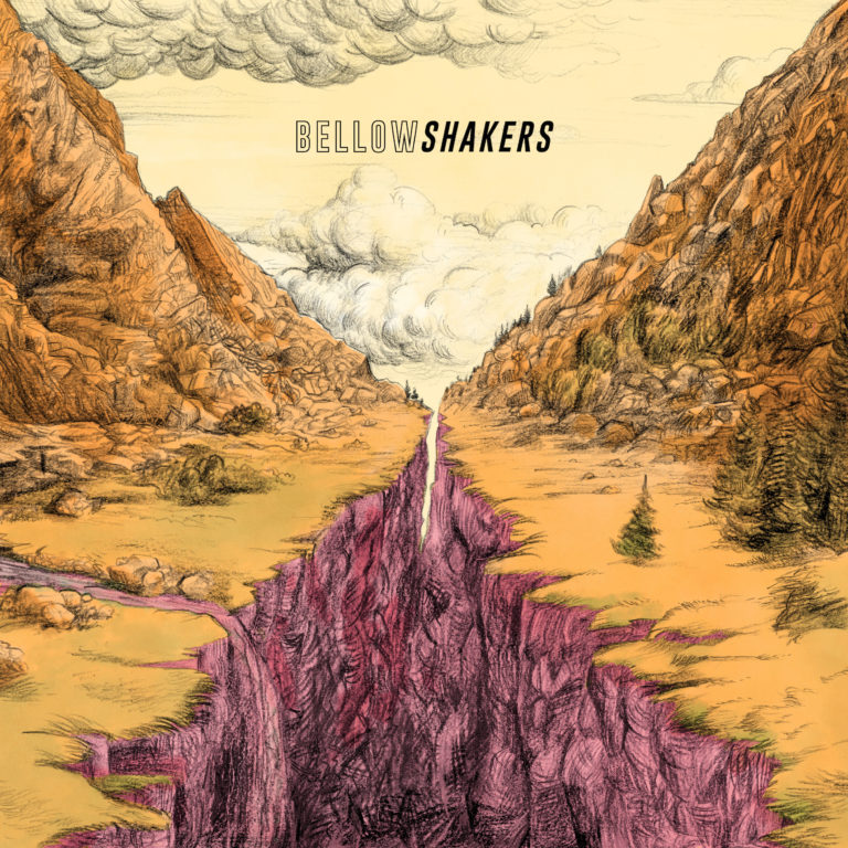 BellowShakers 1st EP (2020)
